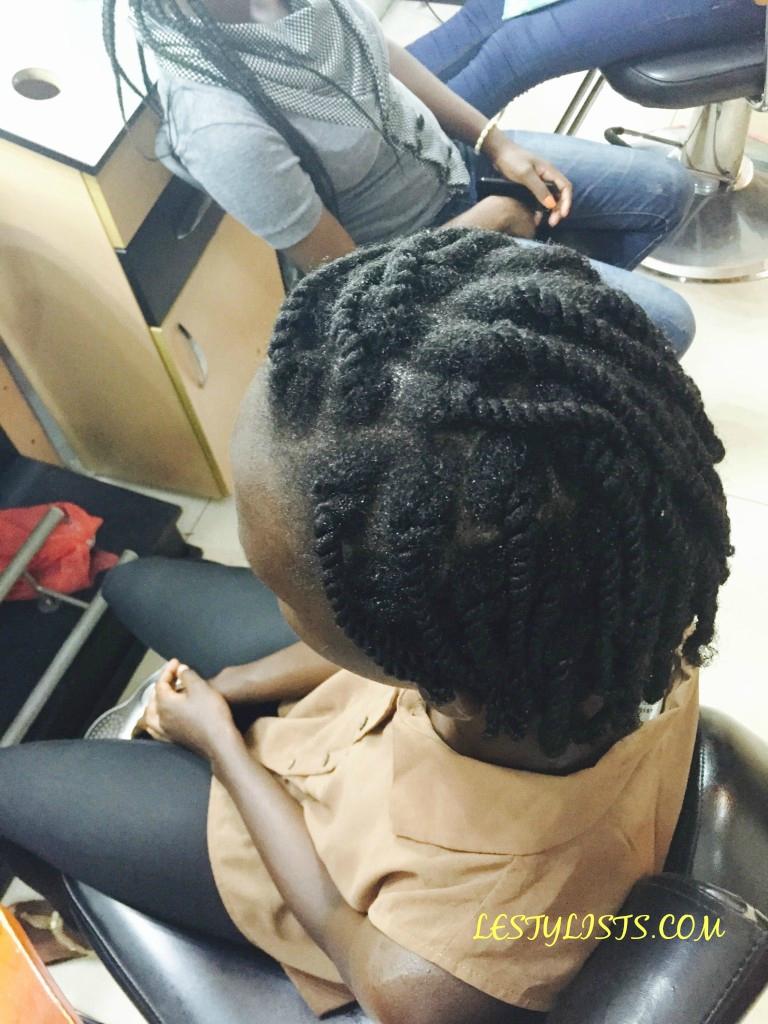 Afros & Mo Twists