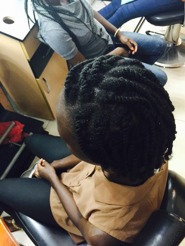 Afros & Mo Twists