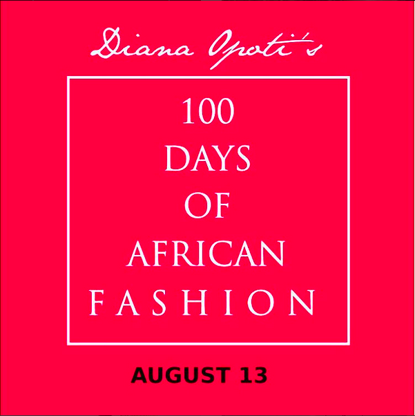100 Days Of African Fashion