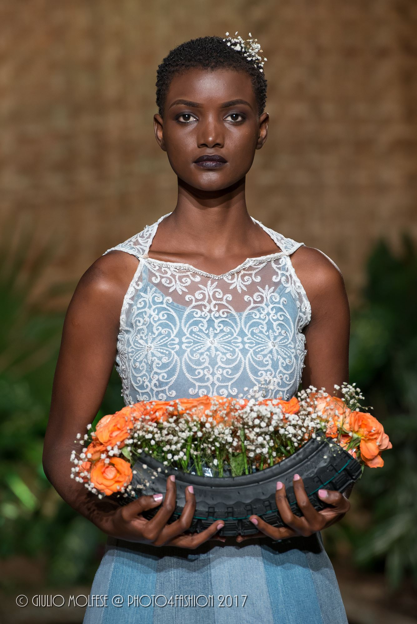 Kampala Fashion Week 2017: Cirra-Sue