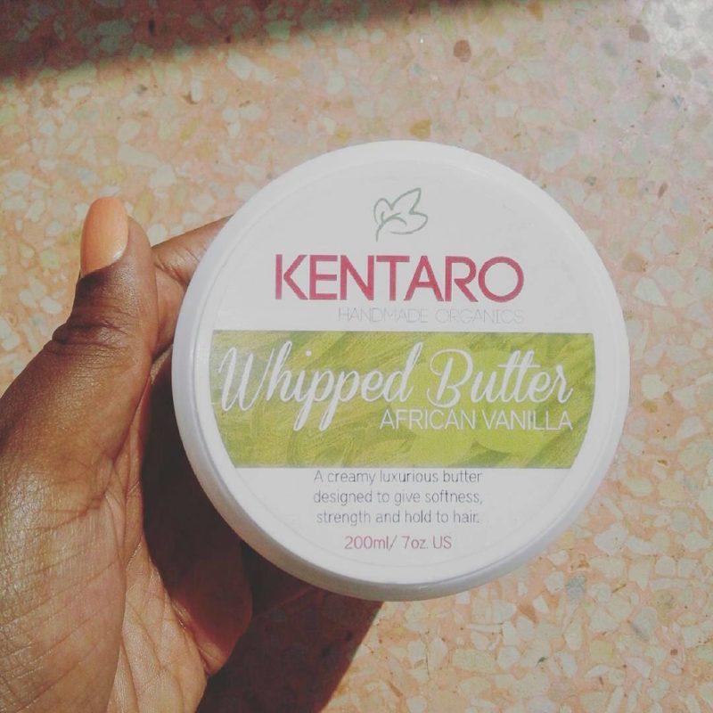 Kentaro African Vanilla Whipped Butter