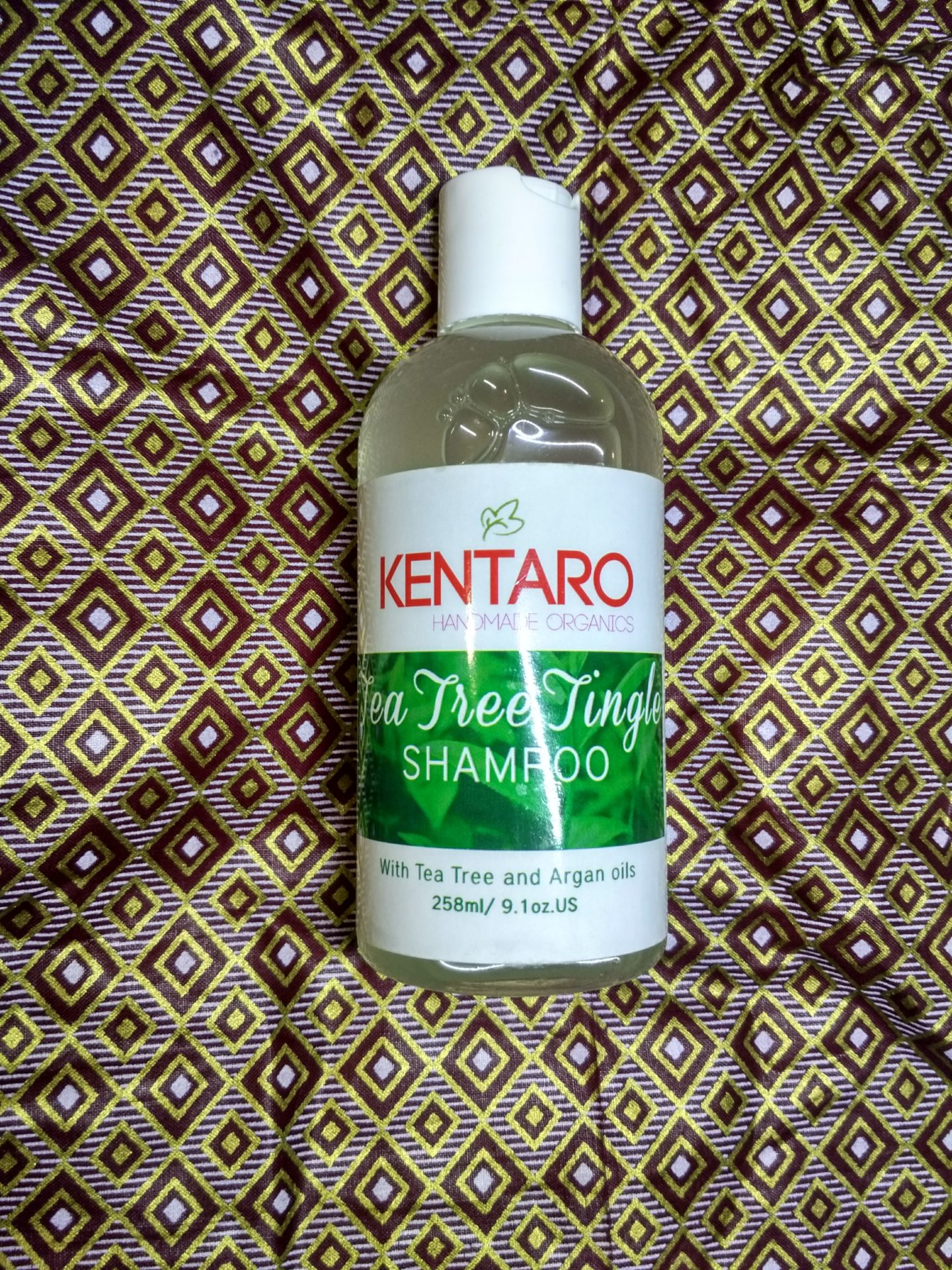 Kentaro Tea Tree Tingle Shampoo lestylists