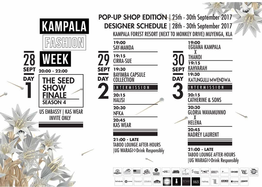 kampala fashion 2017 lestylists