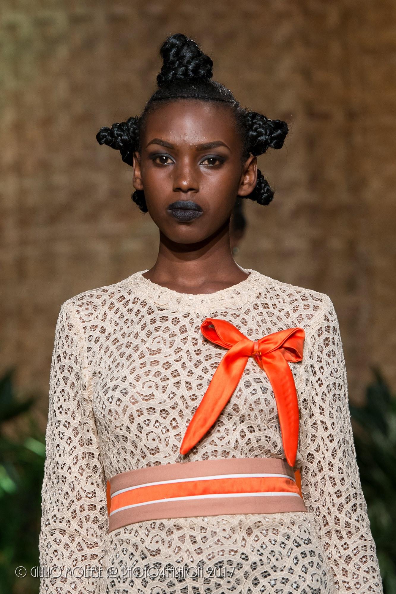 Kampala Fashion Week 2017: Nadrey Laurent