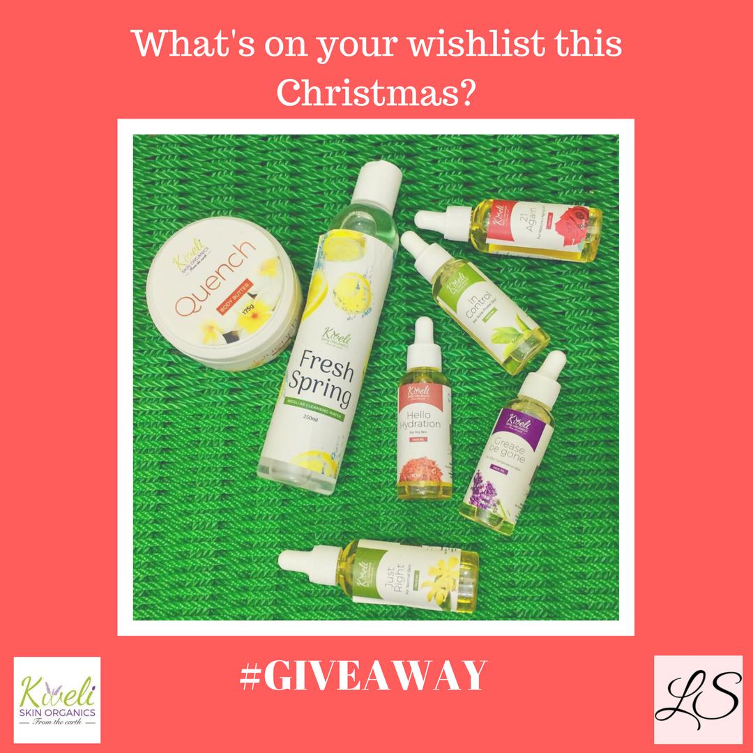 Kweli Skin Organics Giveaway (closed)