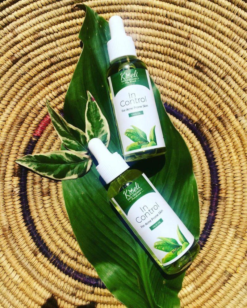 Kweli Skin Organics In Control facial oil
