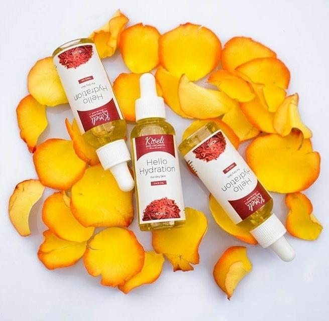 Kweli Skin Organics Hello Hydration facial oil