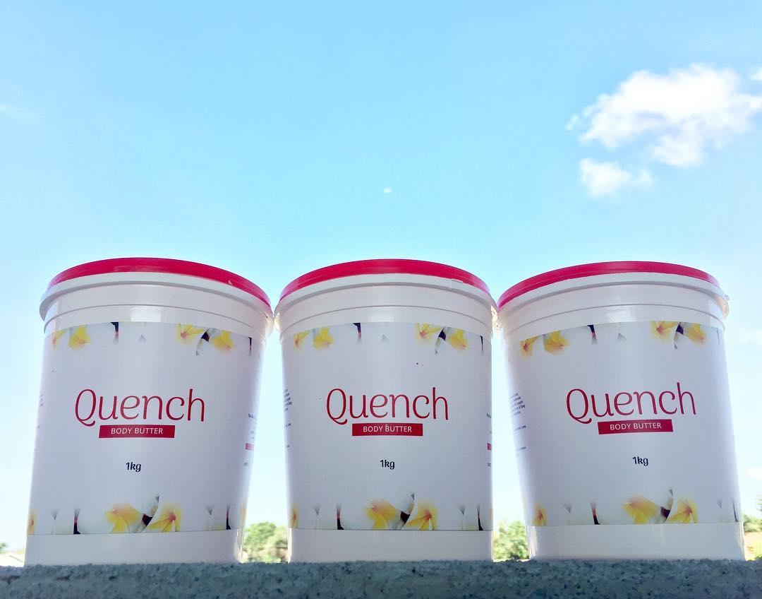 Kweli Skin Organics Quench Butter
