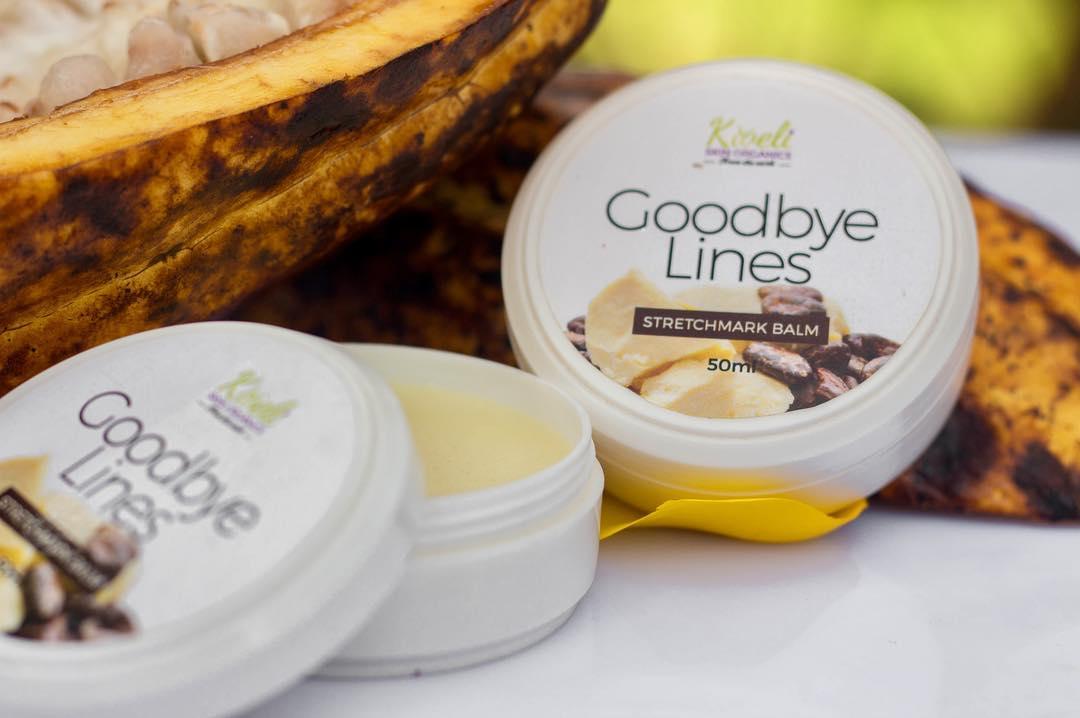Kweli Skin Organics Goodbye Lines Stretchmark Balm
