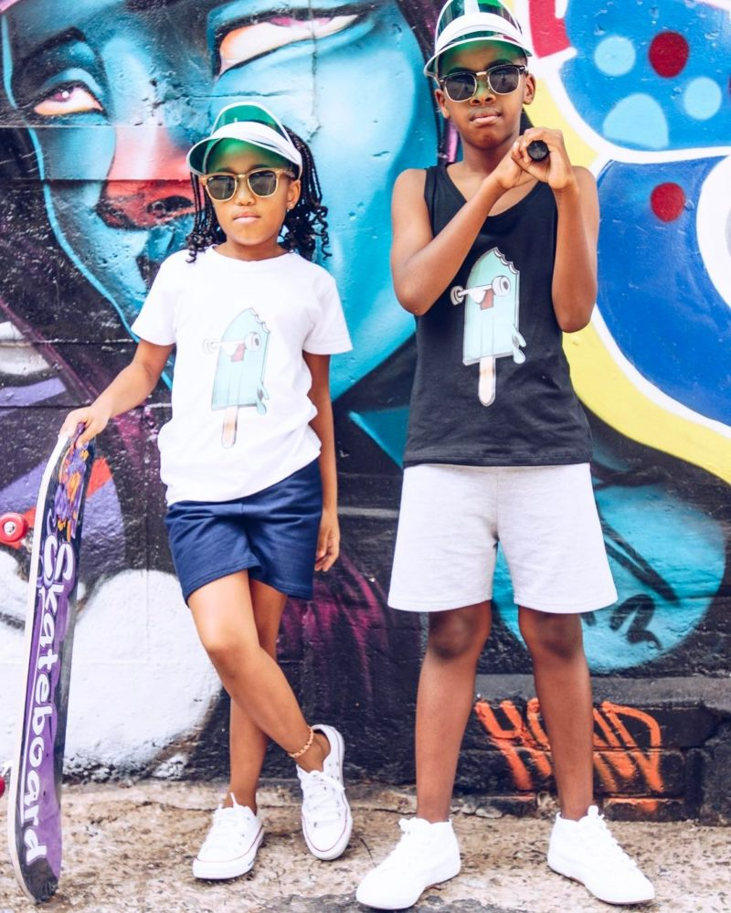 African Fashion Brand Showcase: Skates and Candy