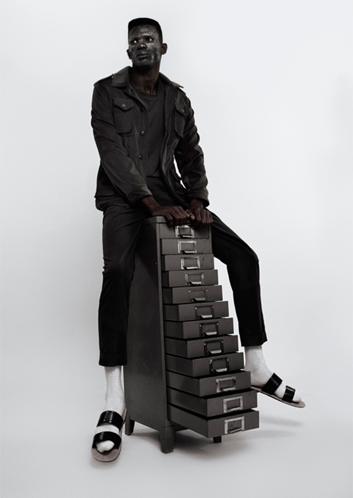 African Fashion Brand Showcase: Lukhanyo Mdingi